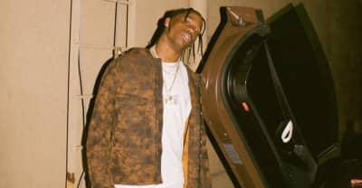 "Travis Scott's ""Butterfly Effect"" goes platinum"