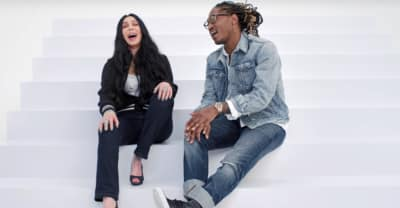 Watch Cher And Future Sing Together In A New Gap Ad