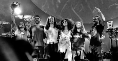 Watch Solange Perform Live With Incubus In New Orleans