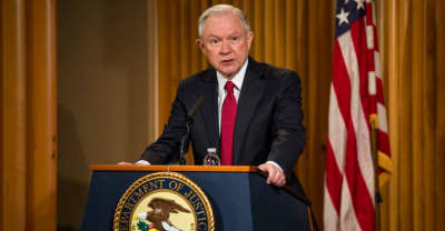 Jeff Sessions Failed To Disclose Meetings With Russian Ambassador During Trump Campaign