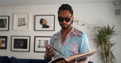 "Miguel Shares New Song ""Shockandawe"""
