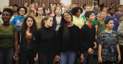 Chicago Children's Choir Doesn't Just Teach Kids To Sing In Harmony. It's Also Creating Global Citizens.