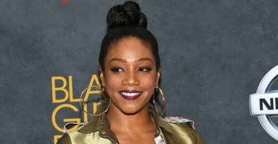 Watch Tiffany Haddish tell the story of Beyoncé interrupting a woman flirting with JAY-Z