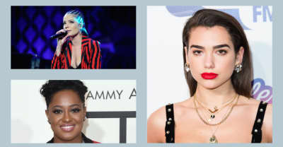 Stars to wear white roses at 2018 Grammys in solidarity with #TimesUp