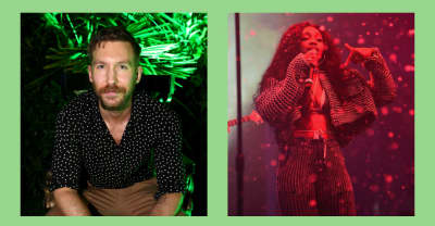 "Listen to Calvin Harris's remix of SZA's ""The Weekend"""
