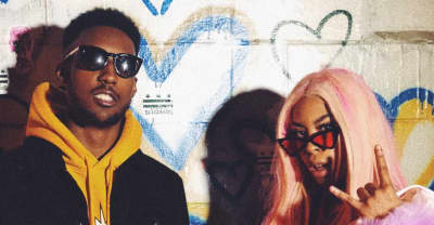 """Ras Nebyu and Rico Nasty team up against finessers in the """"Thirsty Packman"""" video"""