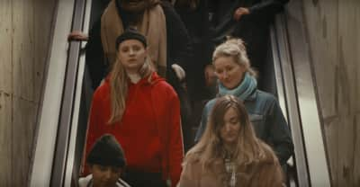 "Charlotte Day Wilson's ""Work"" Video Has Become An Inspiring Tribute To The Women's March"