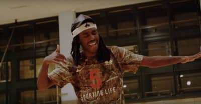 "Watch Sporting Life Ball With Dev Hynes And Wiki In The ""Nothing To Hide"" Music Video"