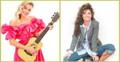 Miley Cyrus, Shania Twain, and the state of country pop