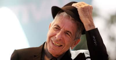 Artists Everywhere Pay Tribute To Leonard Cohen