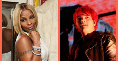 Mary J. Blige and My Chemical Romance's Gerard Way are working on a Netflix show
