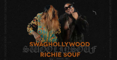 Swag Hollywood and Richie Souf Join Forces For Swoolin Souf
