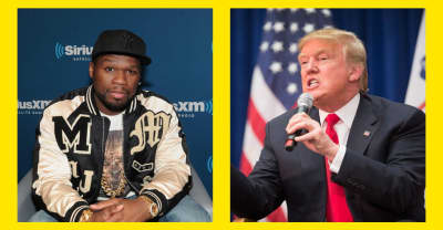 50 Cent claims Donald Trump offered him $500,000 for a campaign appearance