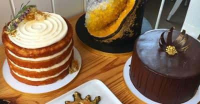Philadelphia Bakery Reveal Beyoncé's Geode Themed Birthday Cake