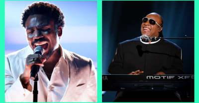"Watch Donald Glover perform ""Superstition"" with Stevie Wonder"