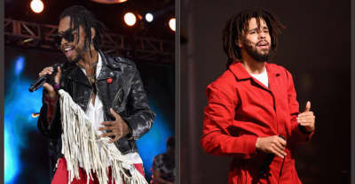 "Miguel and J. Cole share new version of ""Come Through And Chill"""