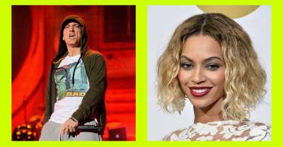 "Listen to Eminem's new single ""Walk On Water"" featuring Beyoncé"