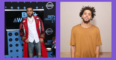 French Montana says J.Cole almost executive produced his debut album
