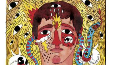 Daniel Johnston's Amazing Life Is Now A Batshit Graphic Novel