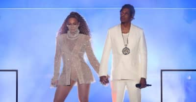 Here is the setlist from the first night of Beyoncé and JAY-Z's tour
