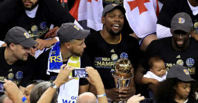 Golden State Warriors Say No Decision Has Been Made About Trump White House Visit
