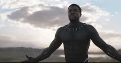 Watch the full-length trailer for Black Panther