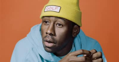 Tyler, The Creator previews new Golf Le Fleur x Converse collaboration