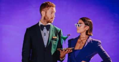 """Calvin Harris and Dua Lipa share """"One Kiss"""" video"""