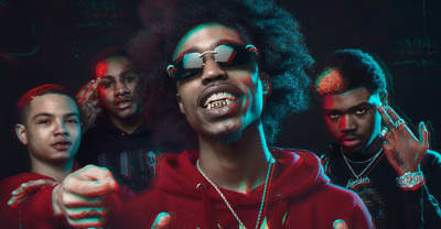 How SOB X RBE leveled up, from Black Panther to their debut album