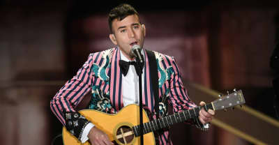 "Watch Sufjan Stevens perform ""Mystery Of Love"" at the Oscars"