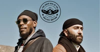 """A Tribe Called Red Shares """"R.E.D."""" With Yasiin Bey, Narcy, And Black Bear"""
