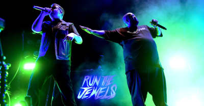 "Watch Run The Jewels perform ""Thursday In The Danger Room"""