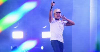 Chance The Rapper will perform new music tonight on The Late Show