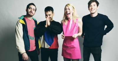"Charly Bliss Are Pop-Punk Superheroes In The Video For ""Percolator"""