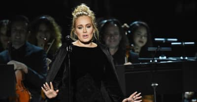 Watch Adele Pay Tribute To George Michael At The 2017 Grammys
