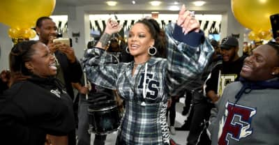 Rihanna to have street named after her in her Barbados hometown