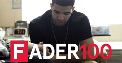 This Is The Sweet Story Behind Drake's First FADER Cover