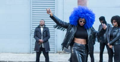 """Sonyae Elise Pays Homage To Historic Black Women In Her """"RUN UP"""" Video"""
