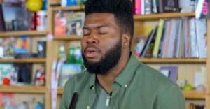 Watch Khalid's Tiny Desk Concert