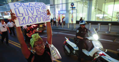 Black Lives Matter NYC Published Open Letter Criticizing NYC Pride