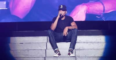 Watch Chance The Rapper's livestream raising funds for Puerto Rico