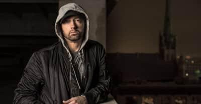 It looks like Eminem just announced his new single