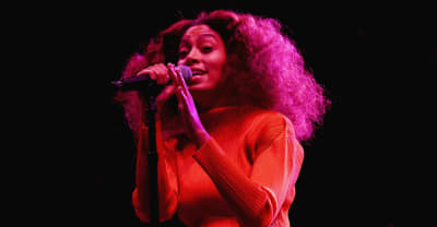 "Solange Opens ""Seventy States"" Exhibit At London's Tate Modern"
