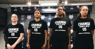 WNBA Withdraws Fines For Teams Who Wore Shirts In Support Of Black Lives Matter