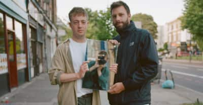 "Mount Kimbie and King Krule share new song ""Turtle Neck Man"""