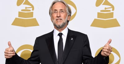 "Grammys head Neil Portnow, who told women to ""step up,"" will step down in 2019"