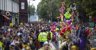 Police In London Linked A Drugs Raid To Notting Hill Carnival And Twitter Isn't Having It