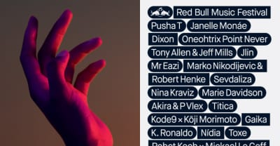 Pusha-T, Janelle Monáe, Oneohtrix Point Never confirmed for inaugural Red Bull festival in Berlin