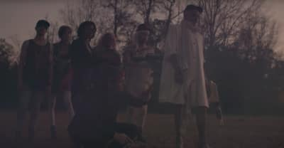 """Mardi Gras Gets Extra Surreal In Ex Reyes's """"Bad Timing"""" Video"""