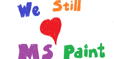 Public Response Saves MS Paint From Being Killed Off